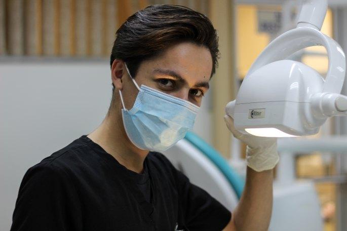 Creeper Dentist